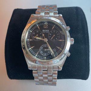 Hugo Boss 100m Watch Stainless Steel
